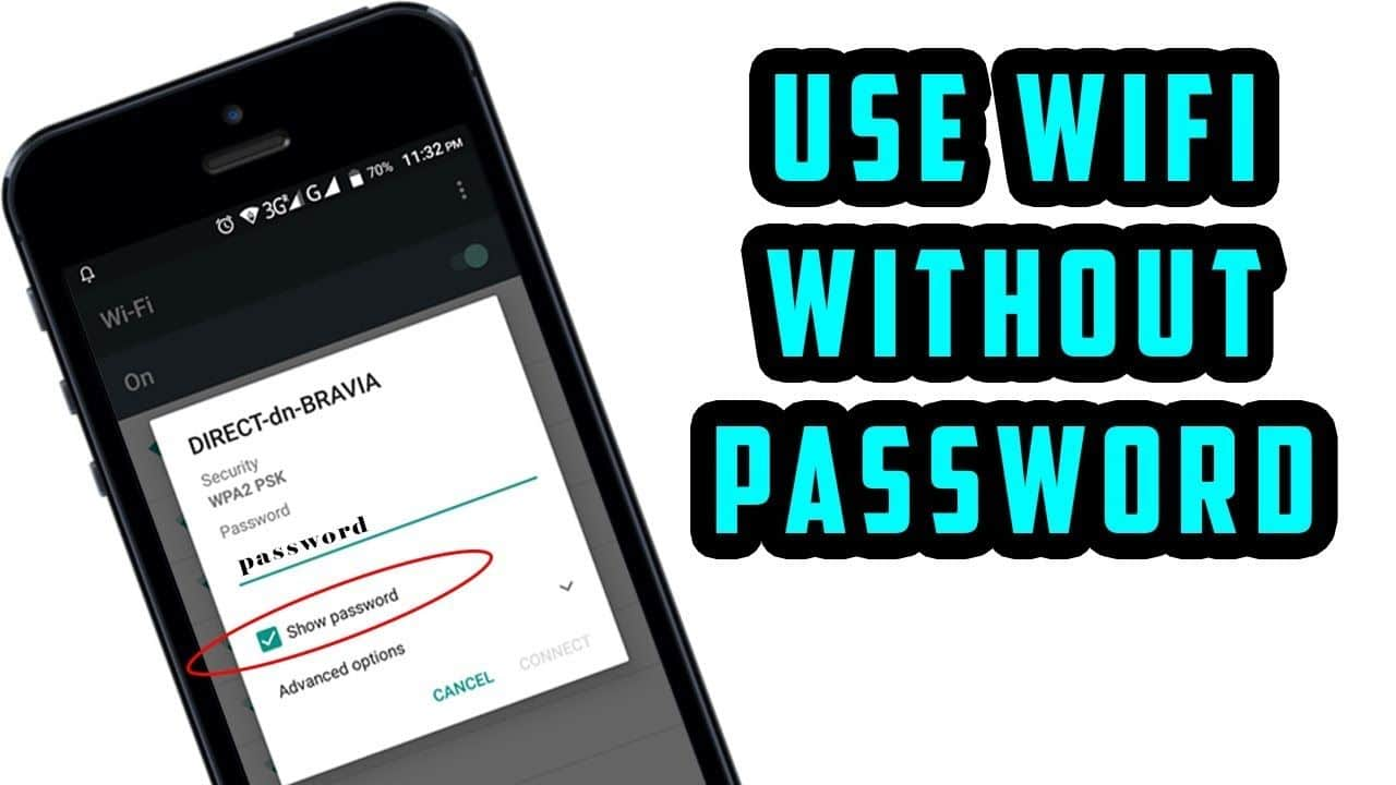 Photo of How to connect to Wi-Fi without password?