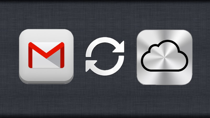 How to forward iCloud Email to Gmail