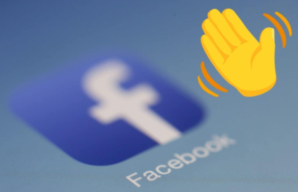 How to wave on Facebook