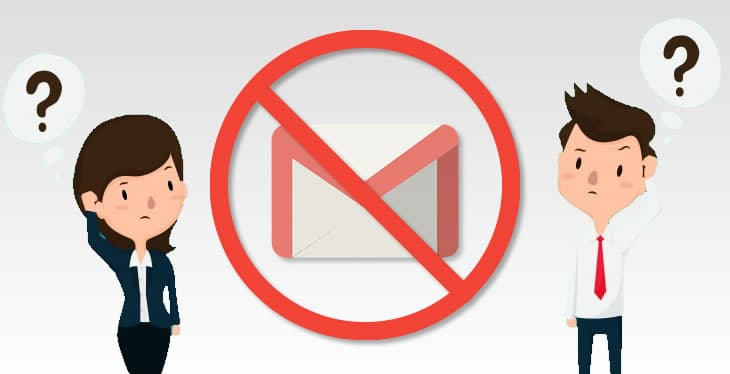 How to know If someone blocked you on Gmail