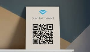 How to connect to Wi-Fi without password QR code wifi