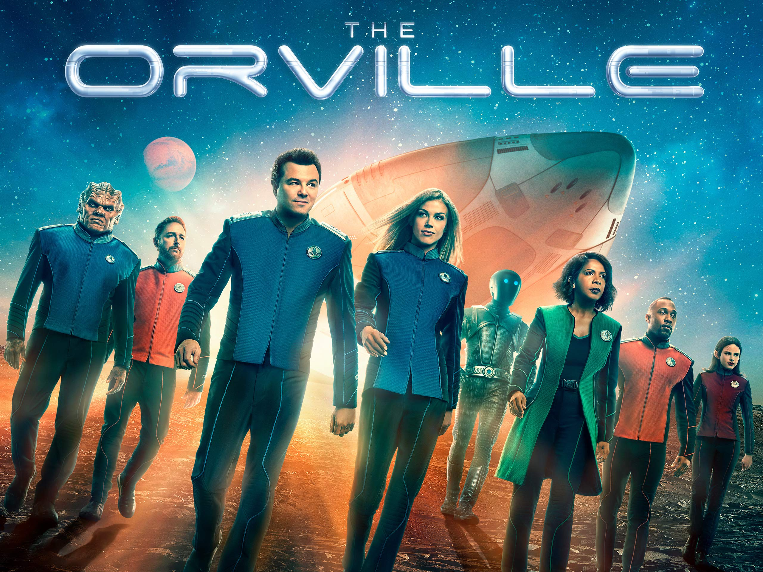 Photo of Do you want to know about The Orville Season 3?