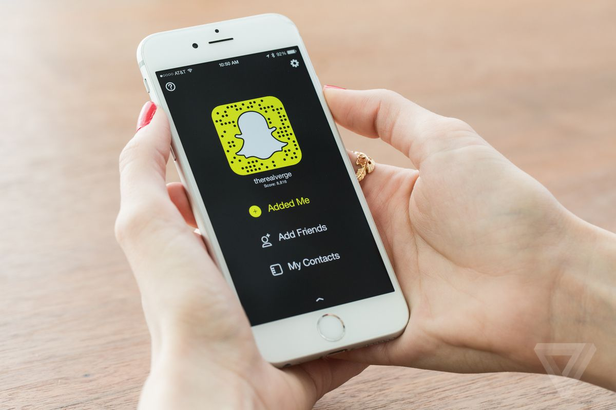 how to save someone's snapchat story video