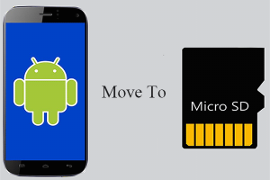 move apps to SD card in android devices