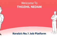 Photo of Thozhil Nedam become the No.1 Job Portal in Kerala